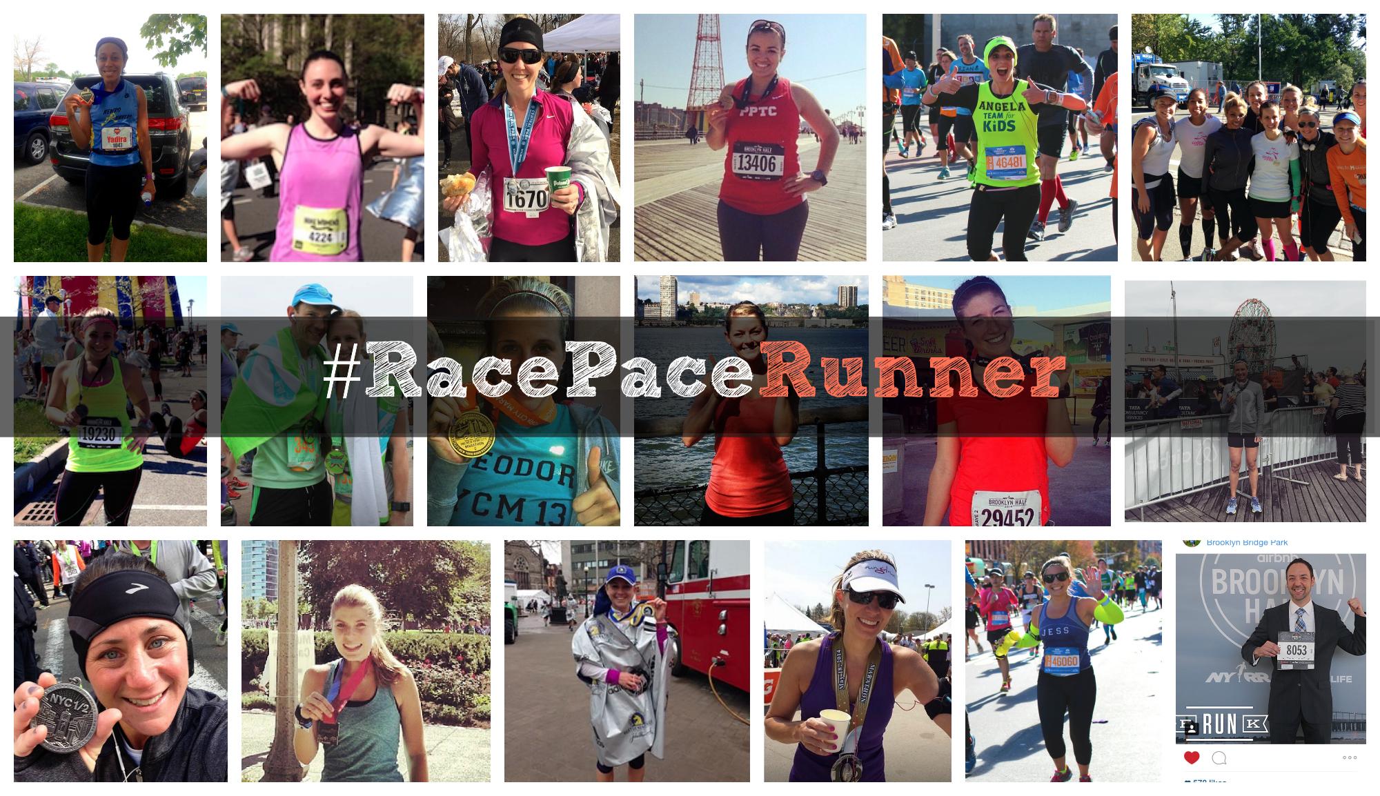 #RacePaceRunner Slide